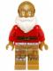 Minifig No: sw0680  Name: Santa C-3PO