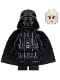 Minifig No: sw0744  Name: Darth Vader (White Head, Rebels)