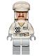 Minifig No: sw0760  Name: Hoth Rebel Trooper White Uniform (Moustache)