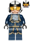 Minifig No: sw0800  Name: Resistance Pilot U-wing