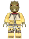 Minifig No: sw0828  Name: Bossk - Olive Green