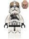 Minifig No: sw0837  Name: Clone Trooper Gunner