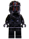Minifig No: sw0860  Name: First Order TIE Pilot, Two Red Stripes on Helmet