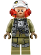 Minifig No: sw0884  Name: Rebel Pilot A-wing (Tallissan 'Tallie' Lintra)