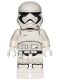 Minifig No: sw0905  Name: First Order Stormtrooper (Pointed Mouth Pattern)