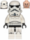 Minifig No: sw0997a  Name: Stormtrooper (Dual Molded Helmet, Black Squares on Back)