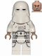 Minifig No: sw1009  Name: Snowtrooper, Printed Legs, Dark Tan Hands