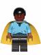 Minifig No: sw1027  Name: Lando Calrissian, Cloud City Outfit (20th Anniversary Torso)