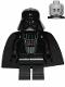 Minifig No: sw1029  Name: Darth Vader (20th Anniversary Torso)