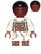 Minifig No: sw1033  Name: Finn in Bacta Suit