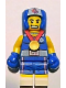 Minifig No: tgb001  Name: Brawny Boxer - Team GB Minifigure Entry