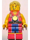 Minifig No: tgb007  Name: Wondrous Weightlifter - Team GB Minifigure Entry