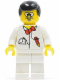 Minifig No: tim003  Name: Time Cruisers - Dr. Cyber