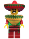 Minifig No: tlm012  Name: Taco Tuesday Guy - Minifigure only Entry