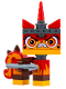 Minifig No: tlm101  Name: Unikitty - Rage Kitty