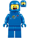 Minifig No: tlm107  Name: Benny - Smile / Scared