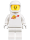 Minifig No: tlm110  Name: Classic Space - White with Airtanks and Updated Helmet (Third Reissue - Jenny)