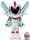 Minifig No: tlm124  Name: Sweet Mayhem - Angry