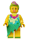 Minifig No: tlm154  Name: Hula Lula - Minifigure only Entry