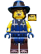 Minifig No: tlm161  Name: Vest Friend Rex - Minifigure only Entry