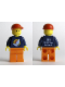 Minifig No: tls013  Name: Lego Brand Store Male, Surfboard on Ocean - Lone Tree