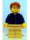 Minifig No: tls016  Name: Lego Brand Store Male, Plaid Button Shirt - San Diego