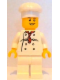 Minifig No: tls028  Name: Lego Brand Store Male, Chef - Toronto Fairview
