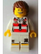 Minifig No: tls032  Name: Lego Brand Store 2012 Male - Rugby Shirt Number 1