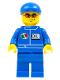 Minifig No: tls034  Name: Lego Brand Store Male, Octan (no back printing) {Stratford}