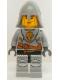 Minifig No: tls058  Name: Lego Brand Store Male, Lion Knight - Sunrise