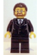 Minifig No: tls061  Name: Lego Brand Store Male, Black Suit - Peabody