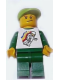 Minifig No: tls062  Name: Lego Brand Store Male, Classic Space Minifigure Floating - Peabody