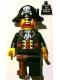 Minifig No: tls075  Name: Lego Brand Store Male, Pirate Captain Brickbeard - Alpharetta