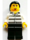 Minifig No: tls083  Name: Lego Brand Store Male, Jail Prisoner Shirt with Prison Stripes - Toronto Yorkdale