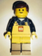 Minifig No: tls087  Name: Lego Employee, Male with Apron
