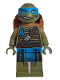 Minifig No: tnt049  Name: Leonardo with Scabbard