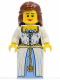 Minifig No: twn132  Name: Bride, Printed Legs