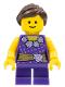 Minifig No: twn176  Name: Child Star