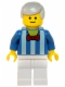 Minifig No: twn221  Name: Al the Barber