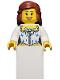 Minifig No: twn257  Name: Bride (40165)
