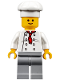 Minifig No: twn269  Name: Baker (Chef)