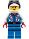 Minifig No: twn306  Name: Daredevil Pilot