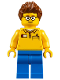 Minifig No: twn318  Name: Coaster Operator, Male