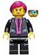 Minifig No: uagt006  Name: Agent Caila Phoenix
