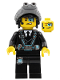 Minifig No: uagt015  Name: Agent Curtis Bolt with Goggles
