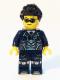 Minifig No: uagt022  Name: Agent Steve Zeal