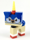 Minifig No: uni08  Name: Puppycorn, Open Mouth with Tooth