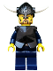 Minifig No: vik001  Name: Viking Warrior 1d
