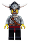 Minifig No: vik003  Name: Viking Warrior 4c