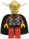 Minifig No: vik005  Name: Viking Warrior 5a, Viking King